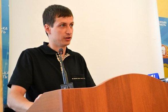 Шадловський повернувся на свою посаду в освітньому департаменті Черкас