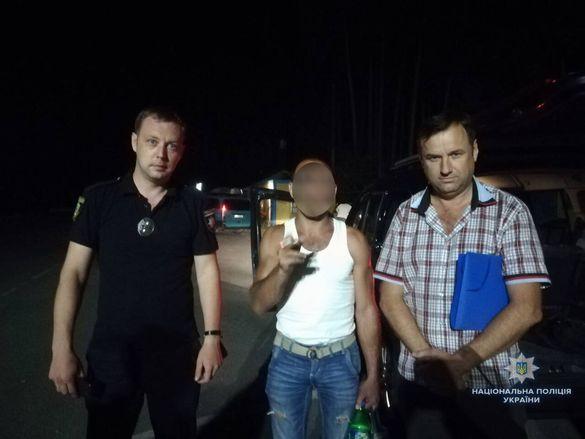 Черкаські правоохоронці затримали  іноземця й депортували з країни