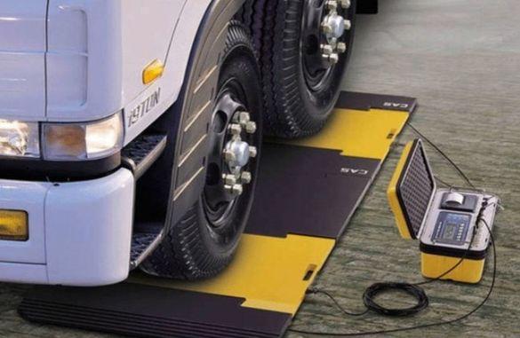 Водії фур сплачуватимуть чималі штрафи за перенавантажений транспорт
