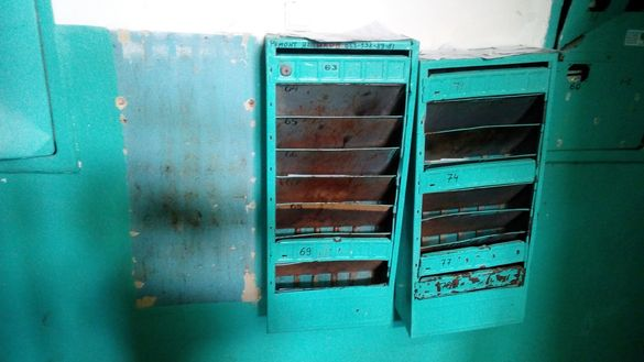 У Черкасах почали викрадати поштові скриньки (ФОТО)