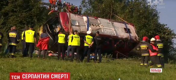У смертельній аварії в Польщі загинула черкащанка