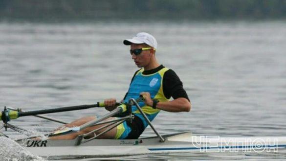 Черкащанин представлятиме Україну на юнацьких міжнародних змаганнях (ФОТО)