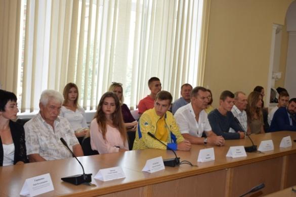 Перспективні спортсмени Черкащини отримуватимуть підвищену стипендію