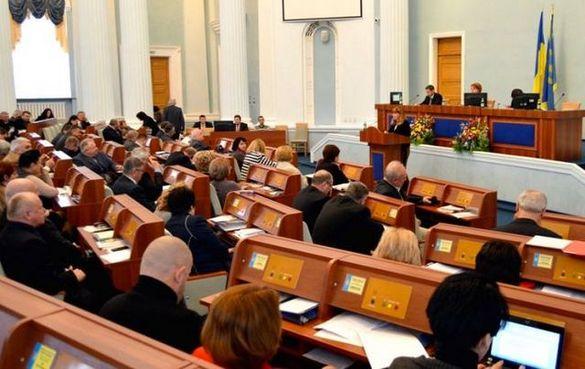 У Черкаській обласній раді з'явилися нові депутати