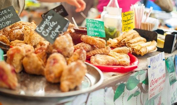 У Черкасах скасували ярмарок вуличної їжі