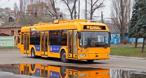 У черкаських тролейбусах знову рахуватимуть пасажирів
