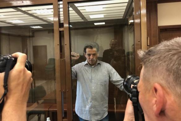Верховний суд Росії визнав законним 12 років колонії для журналіста Романа Сущенка