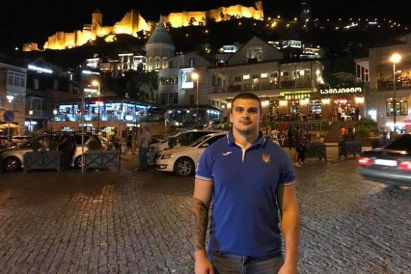 Черкаський спортсмен виборов нагороду міжнародного рівня