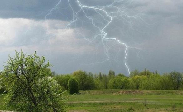 Увага: у Черкасах оголосили штормове попередження