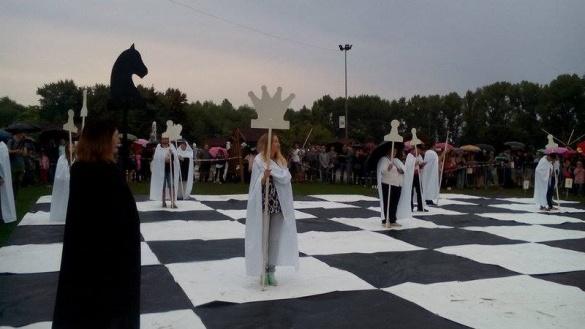 У Черкасах на День міста встановили новий рекорд України