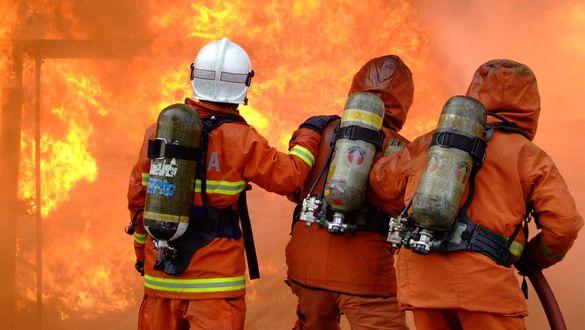 Черкащанам показали, як проходить один день із життя рятувальника (ВІДЕО)