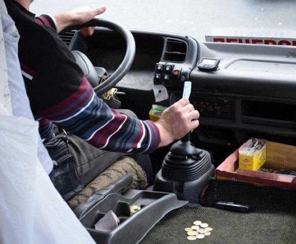Стало відомо, як покарали водія маршрутки, який ледь не збив людину в центрі Черкас
