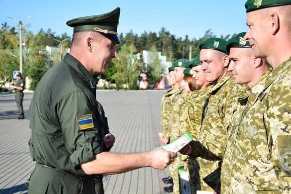 В Оршанці випустили 270 нових прикордонників (ФОТО)