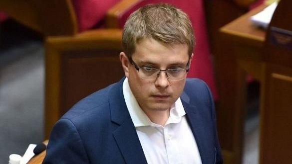 Черкаський нардеп з трибуни Верховної Ради попросив Гройсмана виділити кошти на ремонт автошляху біля Геронимівки