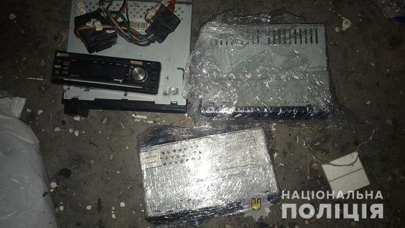 У Черкасах піймали серійника, який три роки поспіль обкрадав автомобілі (ФОТО, ВІДЕО)