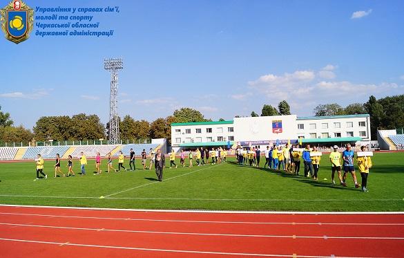 Легкоатлети Черкащини продемонстували якісний результат на всеукраїнських змаганнях (ФОТО)