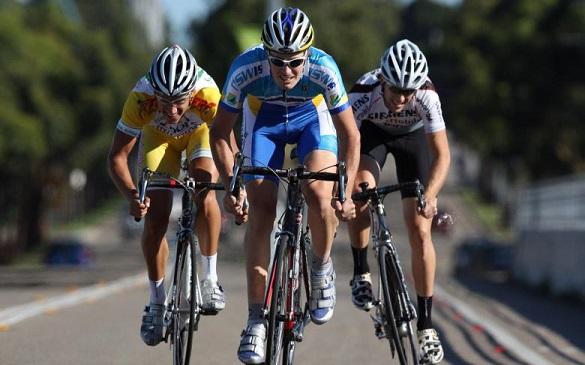 Спортсмени Черкащини увійшли до найсильніших на чемпіонаті України з велоспорту