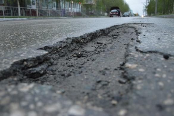 Лайфхак: черкащанин показав спосіб як покарати посадовців за ями на дорогах (ВІДЕО)