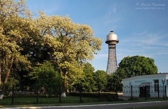 Черкаську водонапірну вежу побачать у Парижі