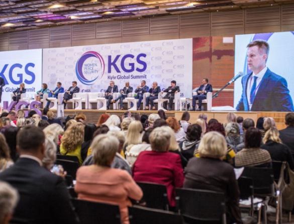 Валентин Наливайченко виступив на міжнародному форумі