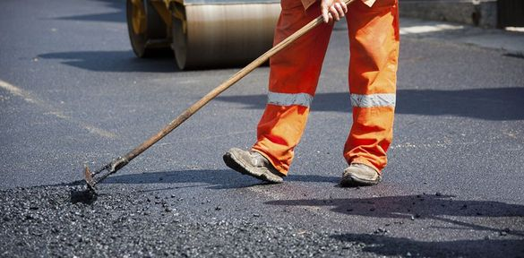 Дорожники показали результати ремонтних робіт у двох районах Черкащини (ФОТО)
