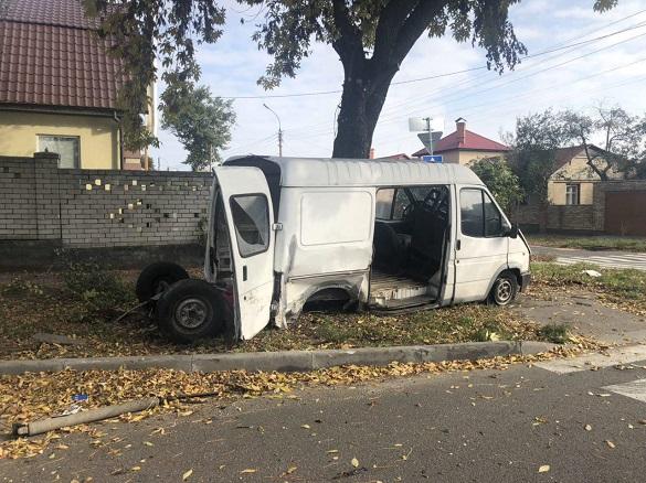 У Черкасах сталася жахлива аварія: п'ятеро постраждалих