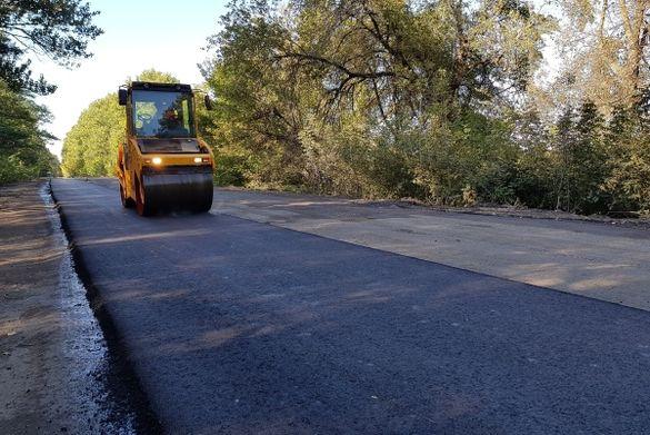 Черкаська область використала на ремонт доріг більшу частину коштів Дорожнього фонду