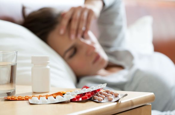 На Черкащині розпочалася епідемія захворювань на грип та застуду