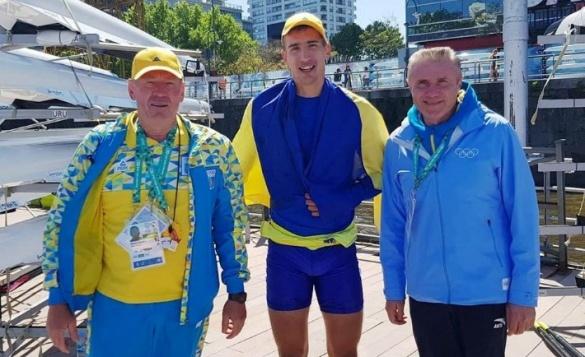 Черкащанин приніс Україні золоту нагороду Юнацьких Олімпійських Ігор