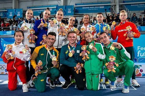 Черкаський гімнаст виборов друге