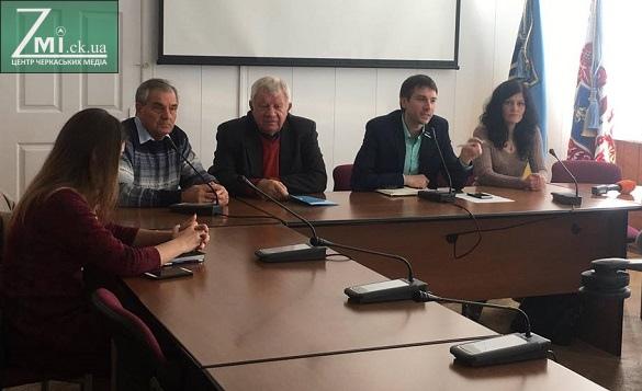 Черкаським депутатам