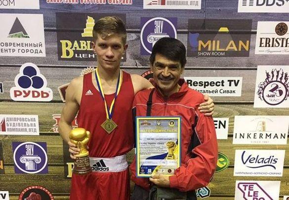 Боксери з Черкас тріумфували на кубку України