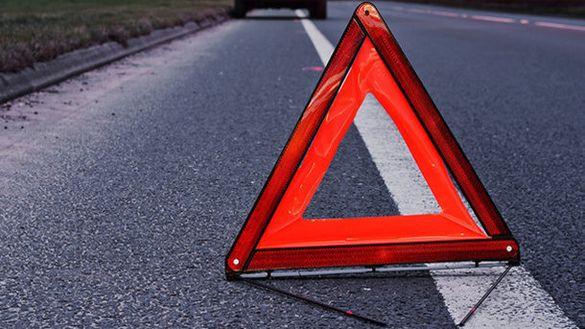 Через ДТП у Черкасах травмувалися двоє людей (ФОТО)