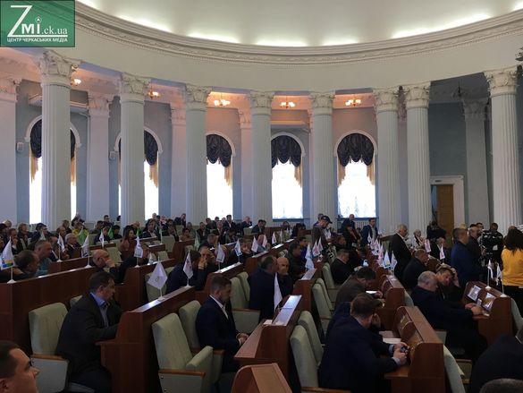 До Генпрокуратури хочуть звернутися щодо звільнення прокурора Черкаської області Овчаренка