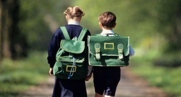 Пішки до знань: на Черкащині нікому возити дітей до школи в сусіднє село (ВІДЕО)