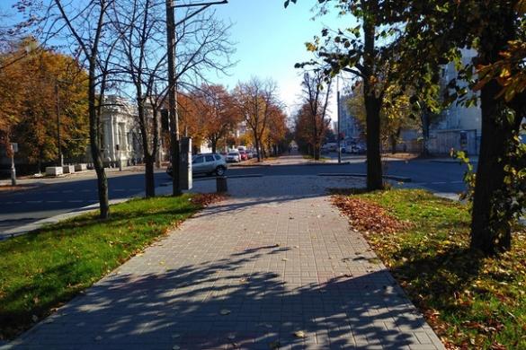 Бульвар на вагу золота: п'ять кілометрів головної вулиці Черкас коштують більше 120 мільйонів
