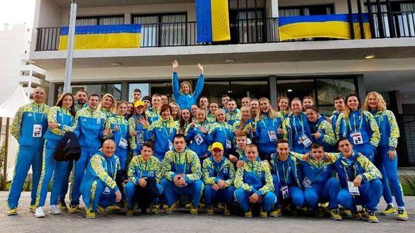 Які нагороди везуть черкащани у складі збірної з Олімпіади в Аргентині?