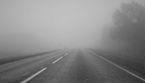 Черкаських водіїв попереджають про погану видимість на дорозі