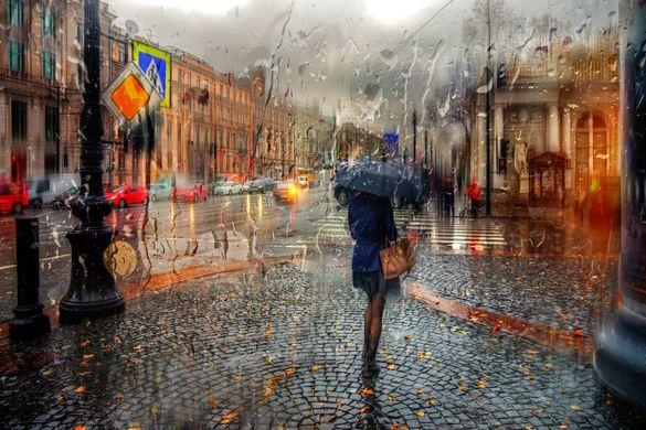 Похолодає й дощитиме: черкащанам варто очікувати зміни погоди