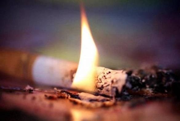 Цигарка згубила життя черкащанина