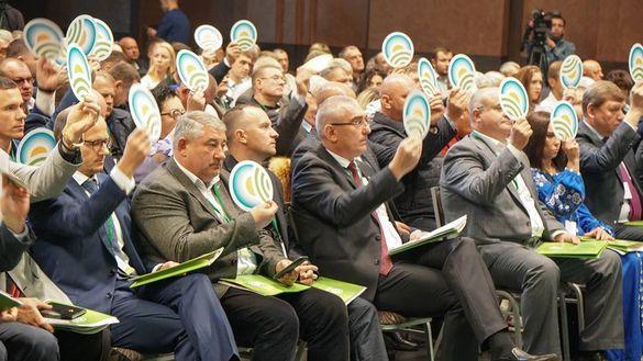 На XV з'їзді Аграрної партії України заявлено про очищення й активну участь у виборах
