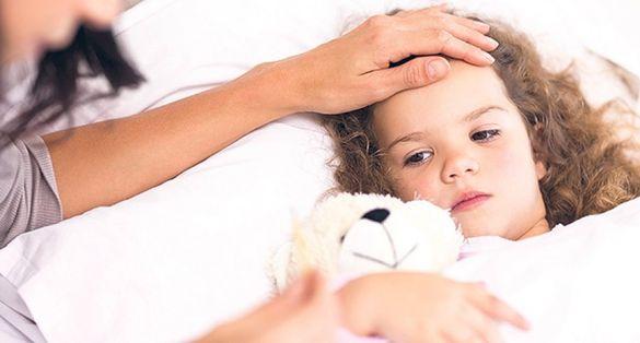 Грипом та застудою на Черкащині найбільше хворіють діти