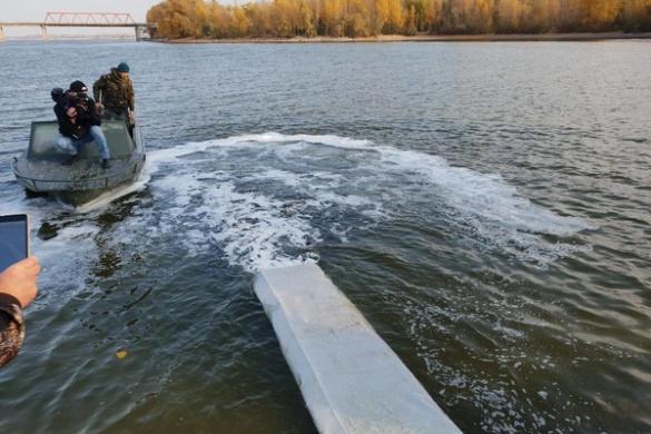 Одну з водойм Черкащини наповнили трьома тоннами риби (ФОТО)