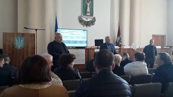 Мер Сміли хоче провести перевибори складу міської ради (ВІДЕО)