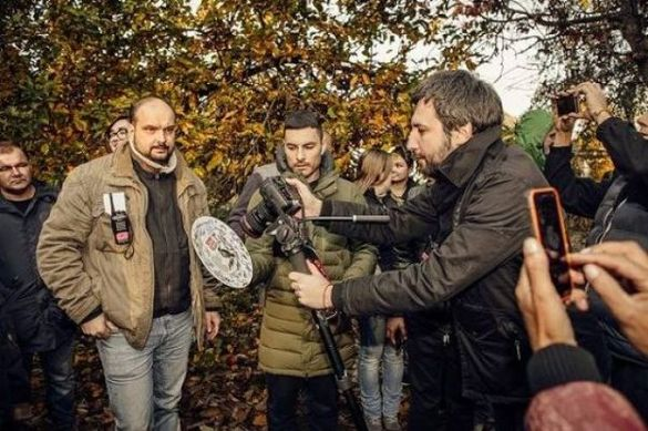В Україні розпочали екранізацію роману письменника, що родом із Черкащини