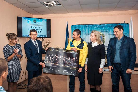Черкаських олімпійців та учасників