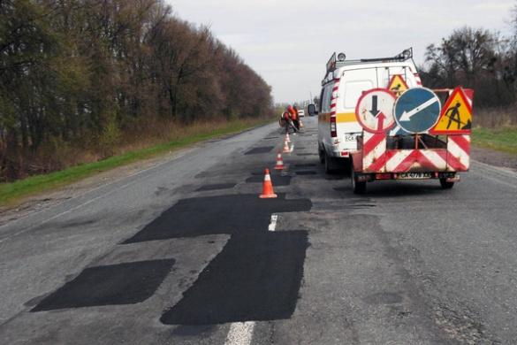Стало відомо, які дороги найкраще і найгірше ремонтують на Черкащині
