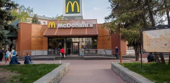 Не вільна каса: черкаський McDonald's закрили на реконструкцію