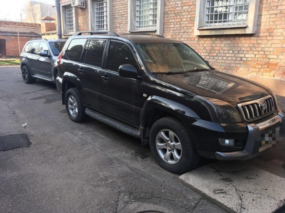 На Черкащині СБУ блокувала механізм легалізації викрадених авто