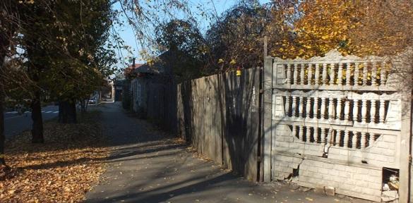 На центральній вулиці Черкас приватний будинок став притулком безхатьок